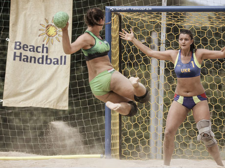 Sport Transfer GmbH Beach Handball