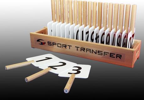 SPort Trasnfer GmbH Spielerwechseltafeln