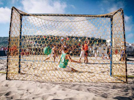 Sport Transfer GmbH Profi Beach Handball Netz