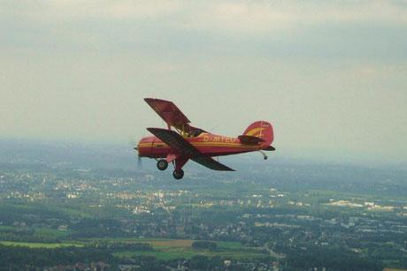 Motorflugzeug Altena