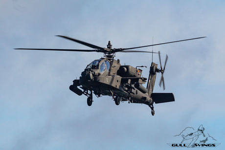 14-03028 AH-64E A Company 1st / 101st AVN following behind in some very few sunny spells.