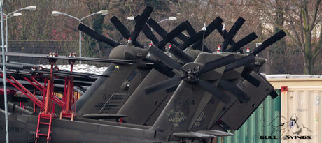 Apache and Black Hawk tails, weird thought, Dutch windmills?
