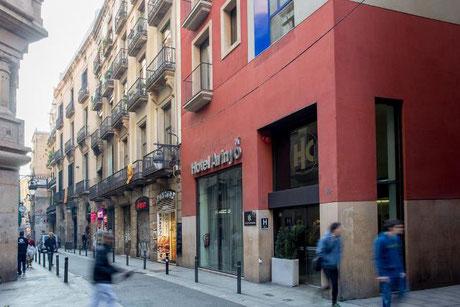 Catalonia Avinyo - отличные трехзвездочные отели в Готическом квартале Барселоны