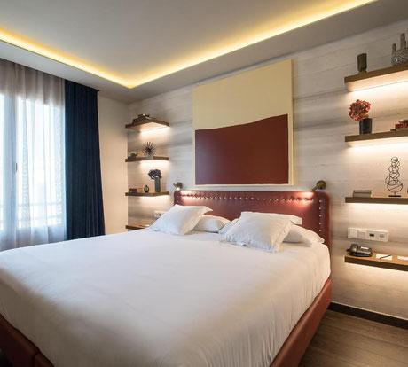 Отели в верхней зоне Барселоны 4 звезды