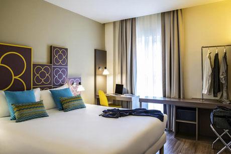 Выбрать бюджетный отель в центре Барселоны