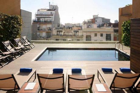 Europark - отличные отели три звезды в центре Барселоны
