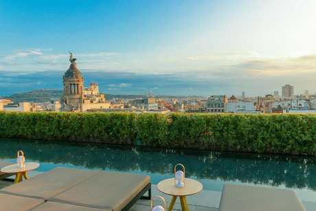 Mandarin Oriental - лучшие отели Барселоны
