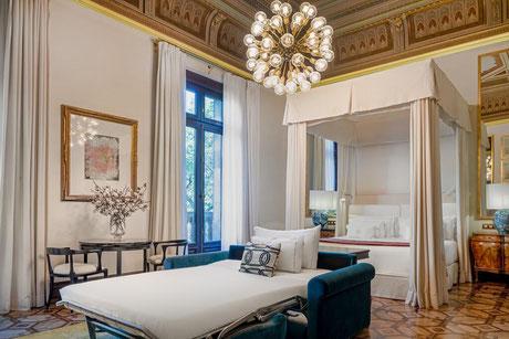 Пятизведочные отели в Барселоне - центр