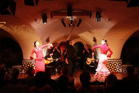 Фламенко шоу в Барселоне