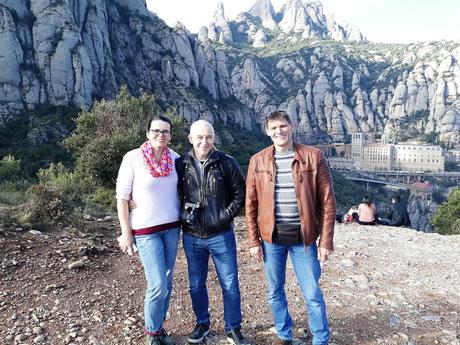 Экскурсии из Барселоны на Монсеррат с русским гидом