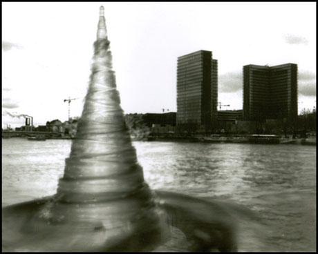 fête de l'eau 2001 Projet Michel Tancelin
