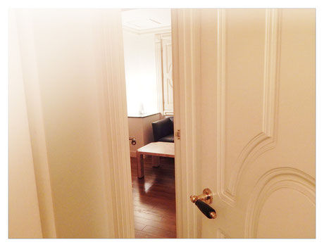 川崎 ホテル Jクラブ 客室ドア