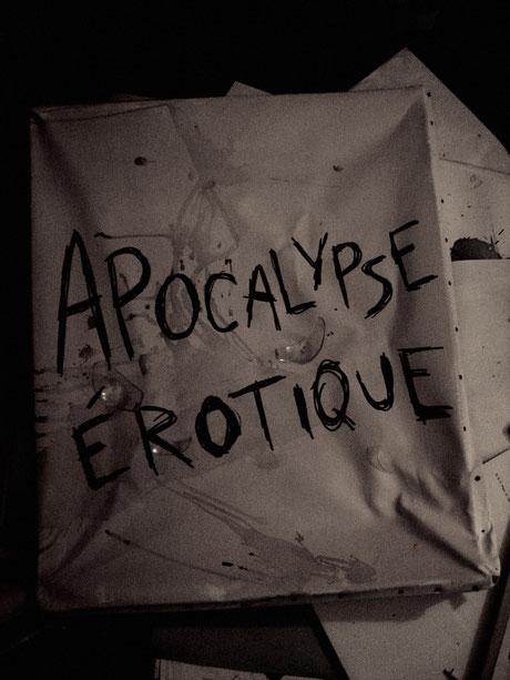 Image: APOCALYPSE EROTIQUE - Henrik Aeshna (SchizoPoP Manifesto)
