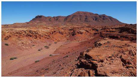 Damaraland ; Namibie