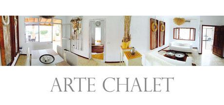 Ferienvermietung ARTE CHALET
