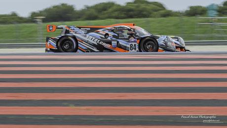 Ligier LMP3 de la Filiére Frederic Sausset