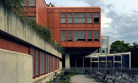 Bild Gymnasium Thun