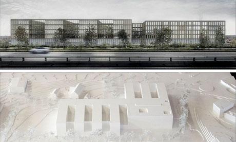 Visualisierung Siegerbild (Mischa Badertscher Architekten AG)