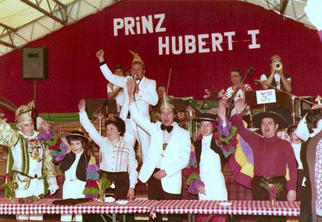 Prinzenfrühschoppen 1977