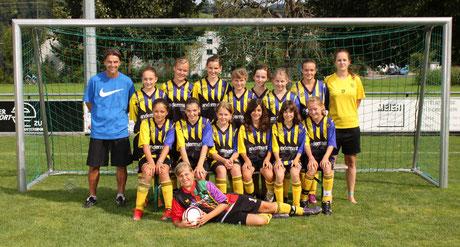 Juniorinnen D, Saison 2011/2012
