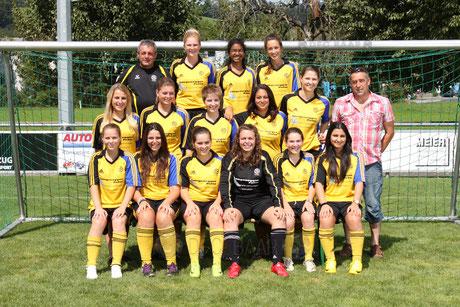 Damen 2, Saison 2011/2012