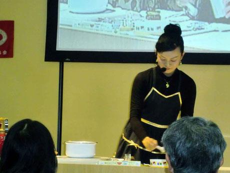 日本紅茶教会のインストラクター・オブ・ザ・イヤーの風景