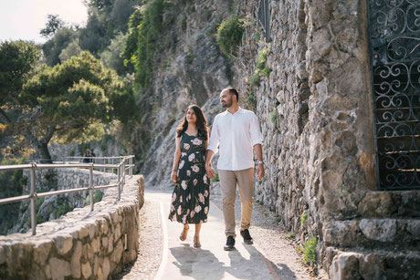 Foto Anteprima Matrimonio Amalfi