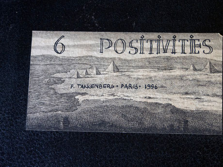 6 Positivities, Paris 1996