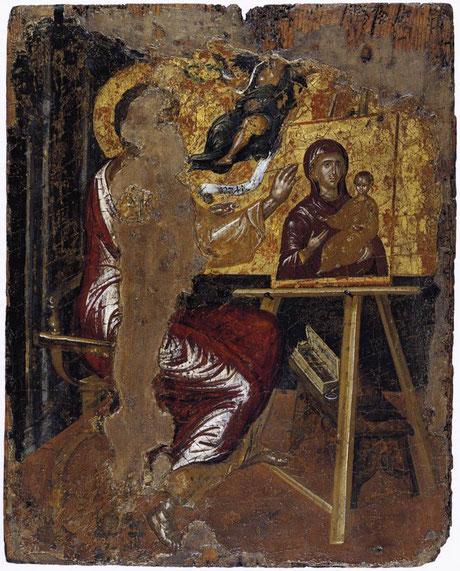 San Lucas, Domenicos Teotocopuli, s.XVI Creta.