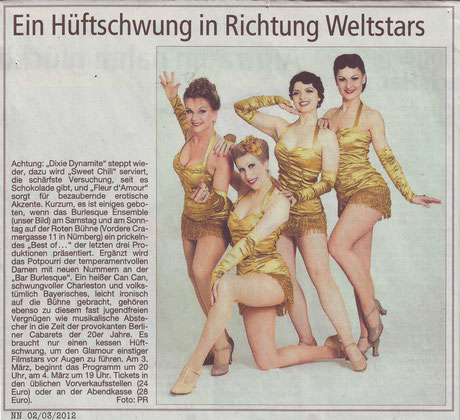 Nürnberger Nachrichten 02.03.13