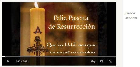 Pascua, el triunfo de la vida
