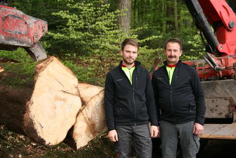 Firma Zehnle Forstbetrieb