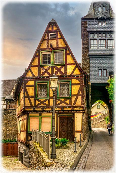 Altstadthaus in Bacharach