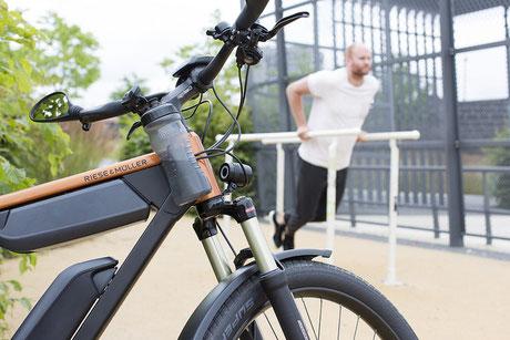 електрическо колело, здраве