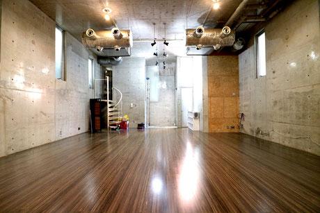 RAISEUP STUDIO レイズアップスタジオ 自由が丘 レンタルスタジオ
