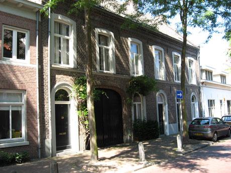 Luciferfabriek Bergstraat 20 Eindhoven rijksmonument