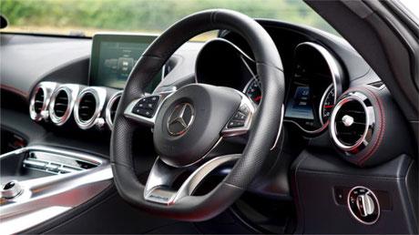 Mercedes-Benz Innenraum