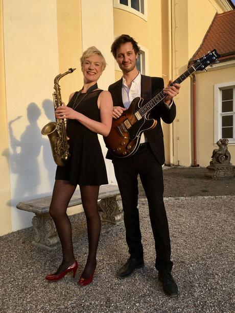Hochzeitsband Eventband Jazz Lounge