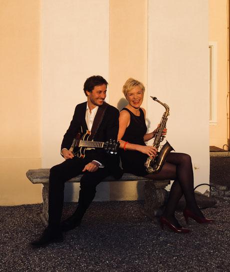Jazzband aus Hamburg Hochzeit Feier Geburtstag