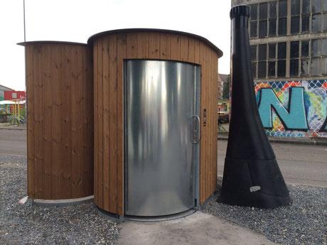 Kazuba, ,öffentliche Toiletten, Schweiz, ökologische Toilette, Toilette ohne kanalisationsanschluss, trockentoilette, komposttoilette festinsatallation, ecotoilette, humustoilette, Trenntoilette