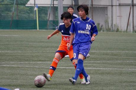 山田ひかり サッカー留学 ケンタッキー大学 常葉学園大学附属橘