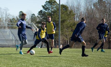 米国プロサッカー合同セレクション アメリカサッカー