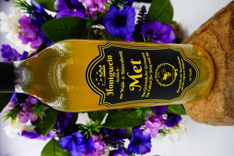 Honigwein Met Klassischer Honigwein