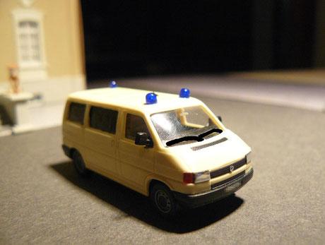 Beweissicherungs- und Dokumentationskraftwagen (BeDoKW) der BFE des Typs VW T4