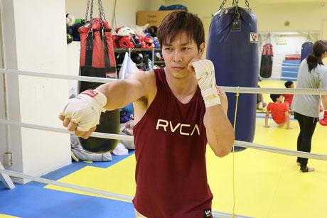 湘南格闘クラブ 練習 シャドウ