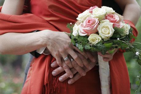 Hochzeitsbilder - Brautstrauß
