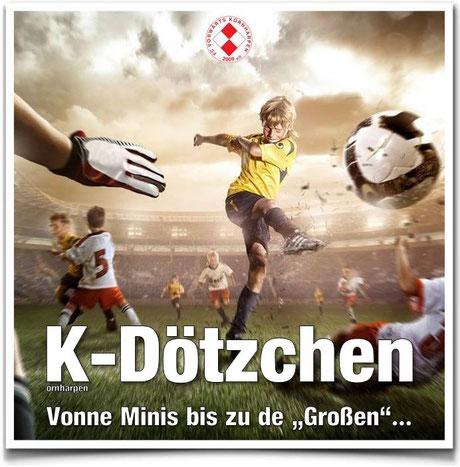 Jugendabteilung des FC Vorwärts Kornharpen
