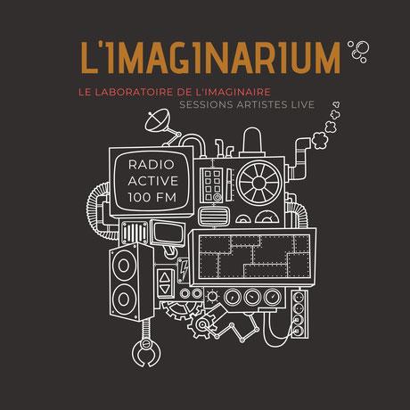 imaginarium laboratoire de l'imaginaire radio active live toulon var artistes