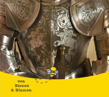 Propolis - Rheine - Der starke Schutz  - Bärbel Bröskamp - Bienenheilkunde -Propolisverdampfer - Propolistinktur - Von Bienen und Blumen