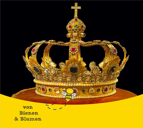 Gelee Royal  - Von Bienen und Blumen - Bärbel Bröskamp -Rheine -  ein königliches Elixier -